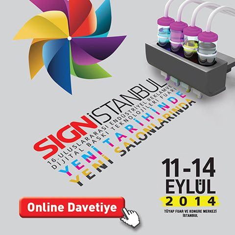 Sign İstanbul Fuarı