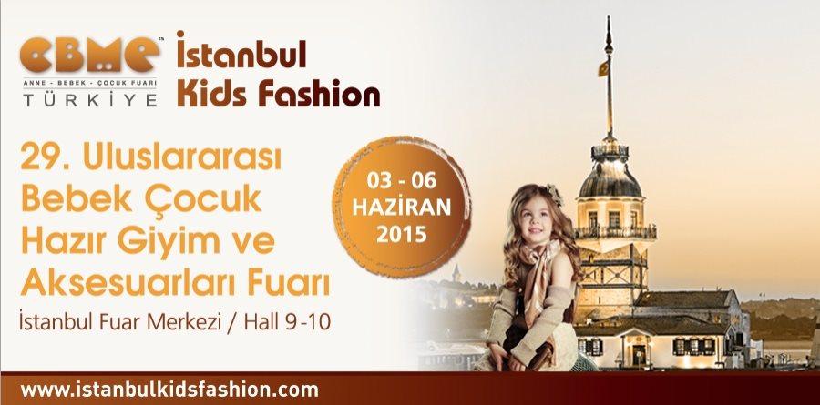 İstanbul Kids Fashion 2016 Başlıyor